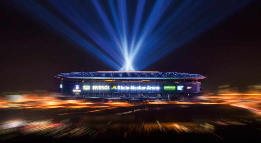 WIRSOL Rhein-Neckar-Arena | Vereinigung deutscher Stadienbetreiber