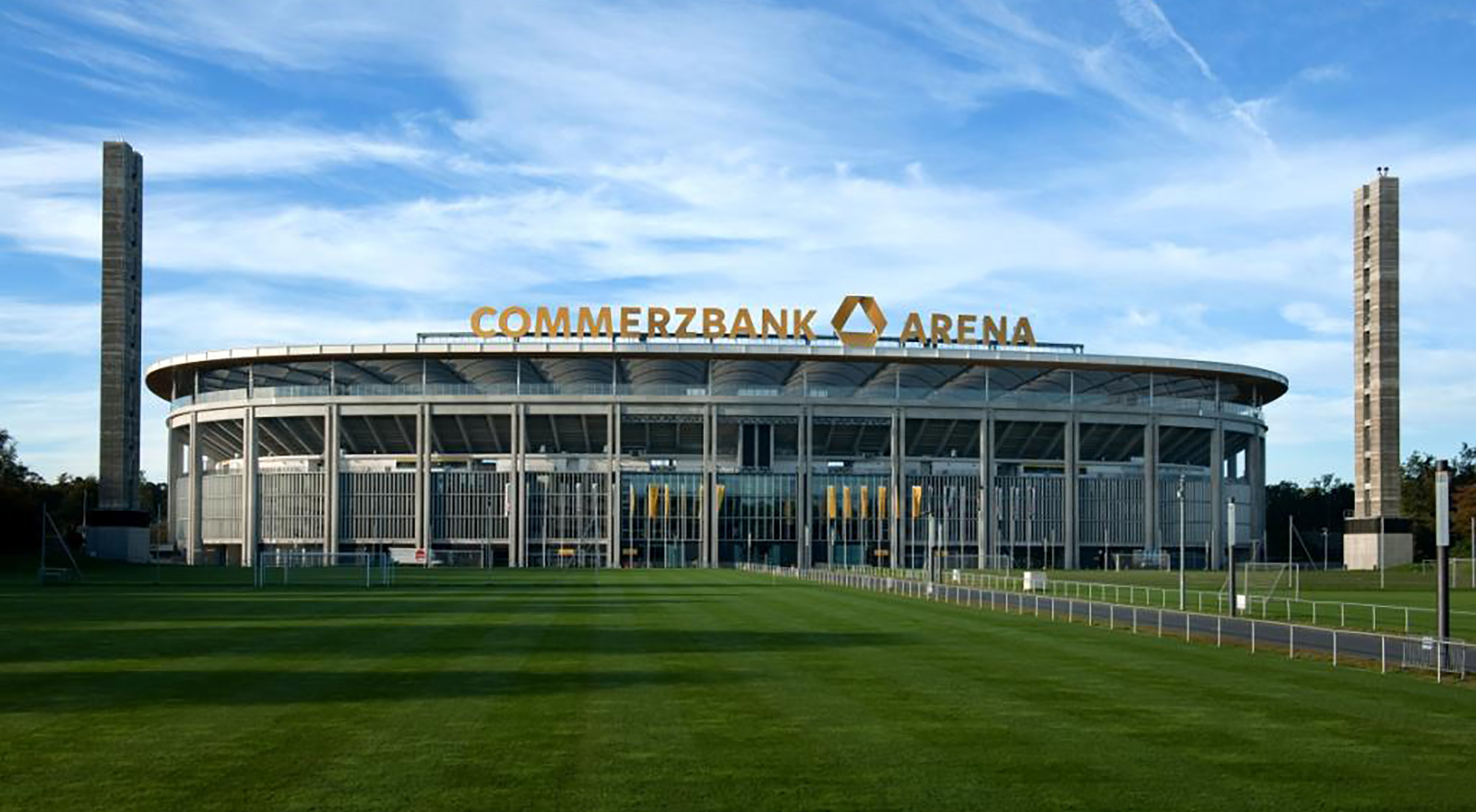 Frankfurt Commerzbank Arena