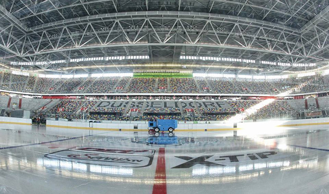 51125 Fans Begeistert Von Ausrichtung Des Wintergame In Der